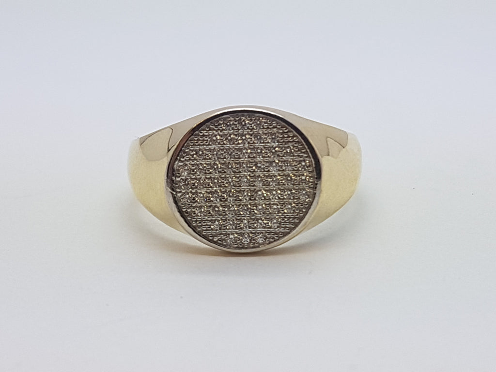 Amaterasu 10k Gold 3.5 Grams Men Ring - Solid Gold Online