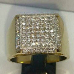 Antonio 10K Gold Men Rings