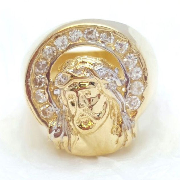 Jacob 10k Gold 9.6 Grams Men Ring