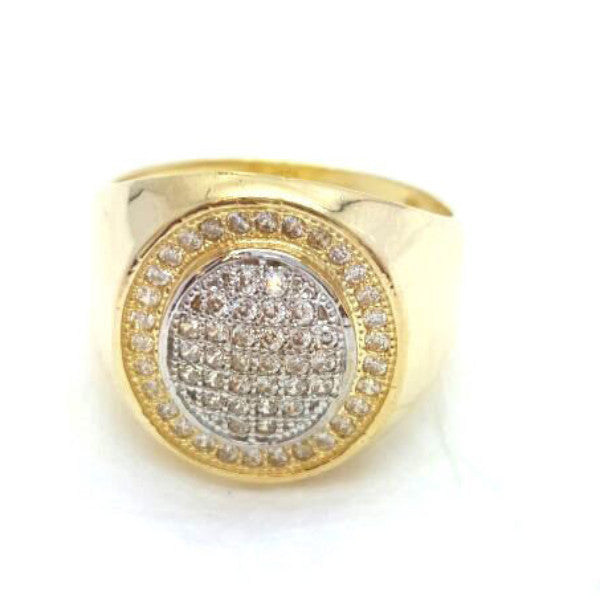 Stefano 10k Gold 5.71 Grams Men Ring - Solid Gold Online