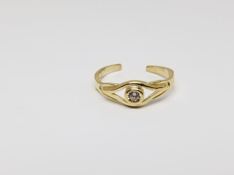 Mina 10k Yellow Gold Women Ring - Solid Gold Online