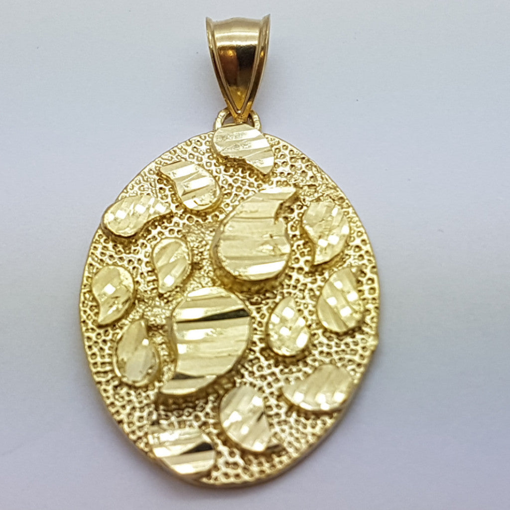 Other Pendant 10K Yellow Gold 4.5 Gr Men Pendant