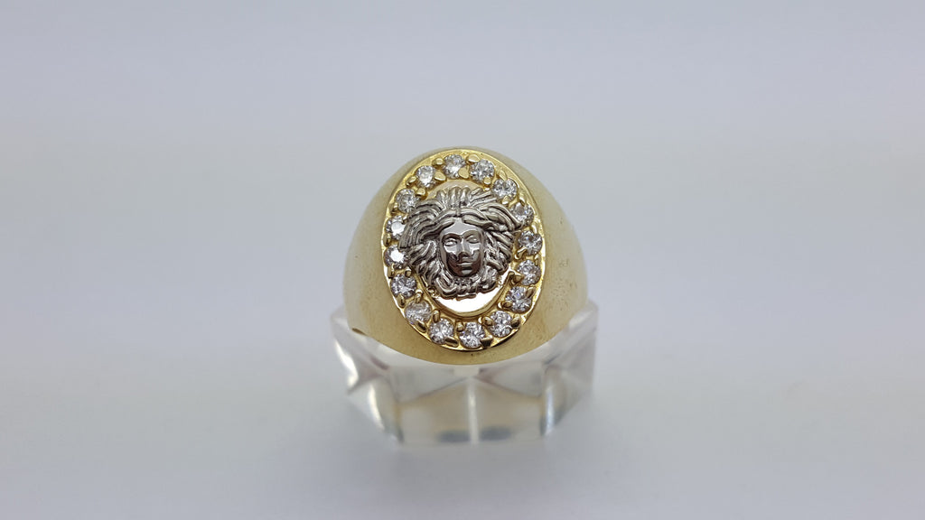 Tarragona 10k Gold 3.77 Grams Men Ring - Solid Gold Online