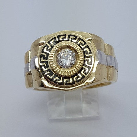 Vartani 10K Gold Men Rings