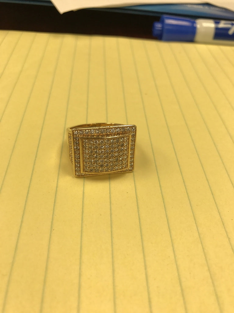 Diamond Ring - Solid Gold Online