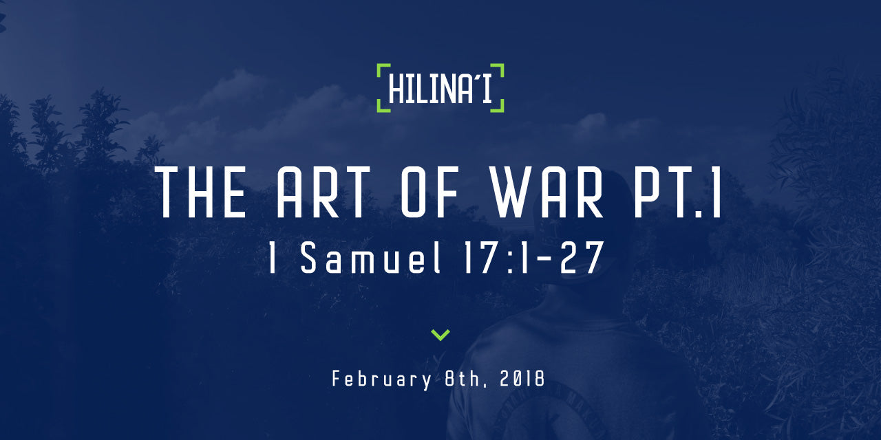 Hilinaʻi #5.1: The Art Of War