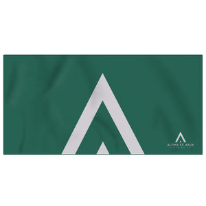 Kalo Beach Towel Logo Side