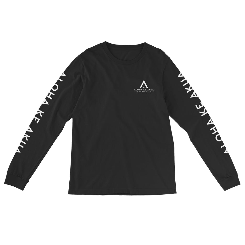 AKA Long Sleeve Black