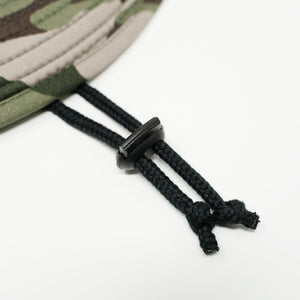 AKA Boonie Camo Adjustable Cord