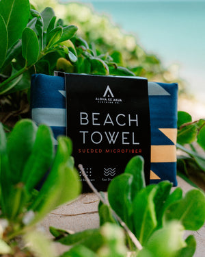 Beach Towel Uila Packaging