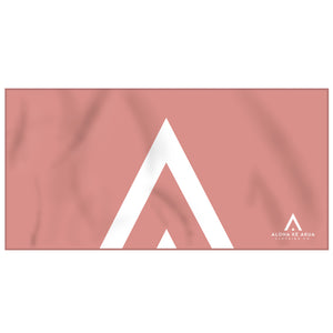 Kaimana Beach Towel Back Logo