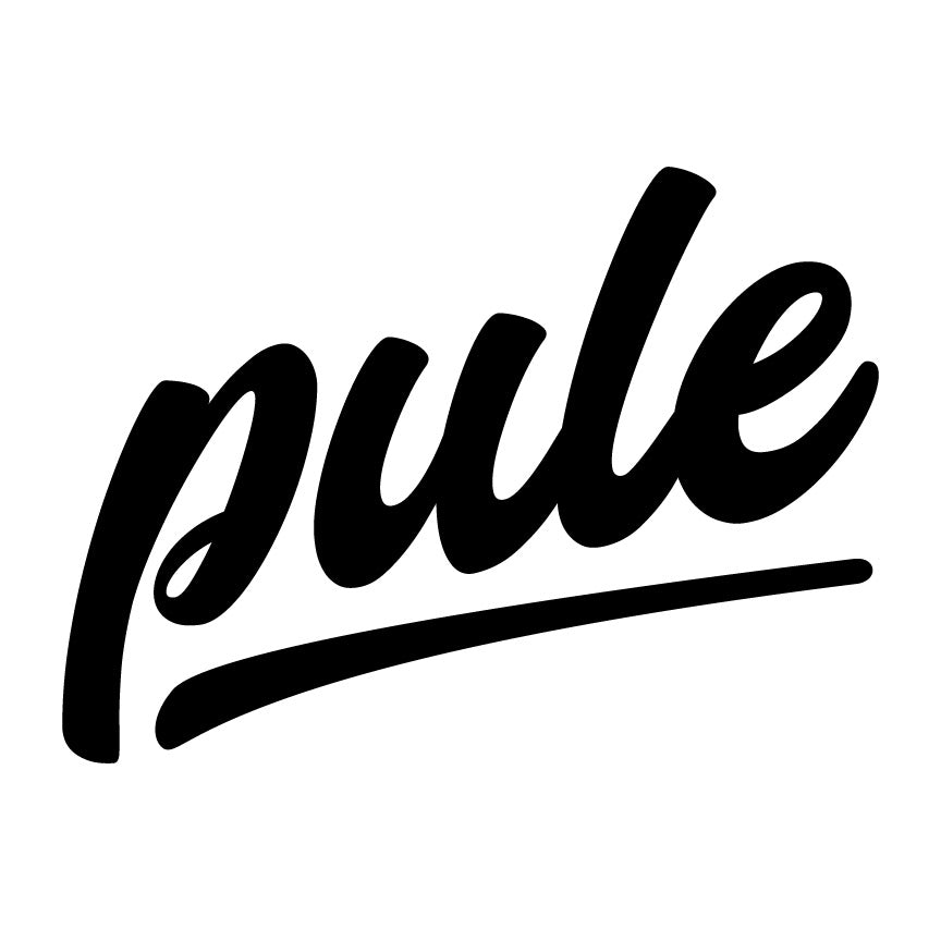 Pule (Pray) Sticker Black