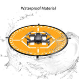 [ 2018 EDITION] FSLabs RC Drone Waterproof Collapsible Foldable Landing Pad DJI Mavic Pro Air Platinum Phantom 3 4 Spark Accessories (36 Inch) - F/Stop Labs