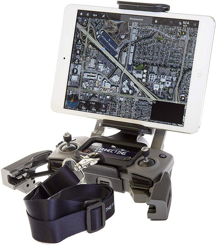 Remote Controller Device Holder for DJI, Foldable 4-10 Inch Phone Tablet Extended Mount - F/Stop Labs