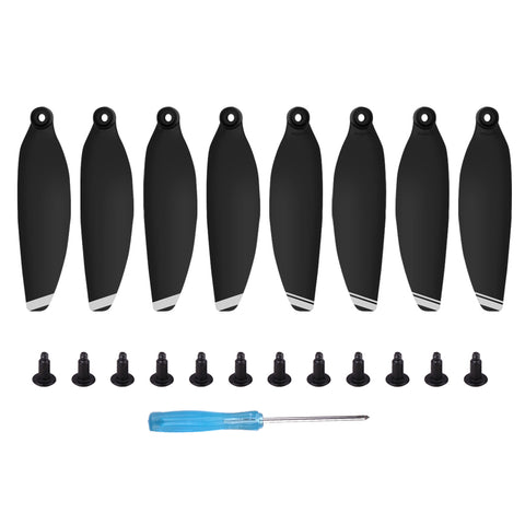 8Pcs Mavic Mini Propellers 4726F Foldable Low Noise for DJI Mavic Mini Drone - F/Stop Labs
