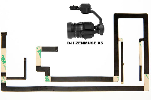 DJI Zenmuse X5 Gimbal Ribbon Cable - F/Stop Labs