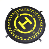 32 Inch Waterproof Collapsible Foldable Drone Landing Pad for DJI Drones