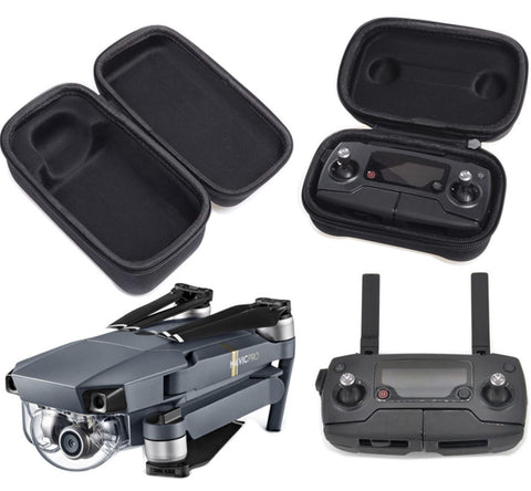 DJI Mavic Pro Foldable Drone Body & Remote Controller (Transmitter) Bag Hardshell Housing Bag Storage Box Case Accessories - F/Stop Labs
