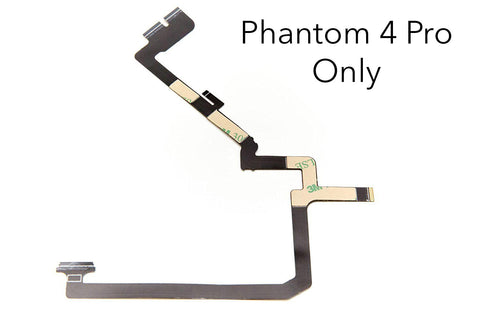 Phantom 4 Professional Gimbal / Camera Replacement Flexible Cable - F/Stop Labs