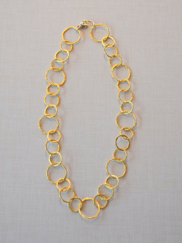 Grand Link Chain Necklace