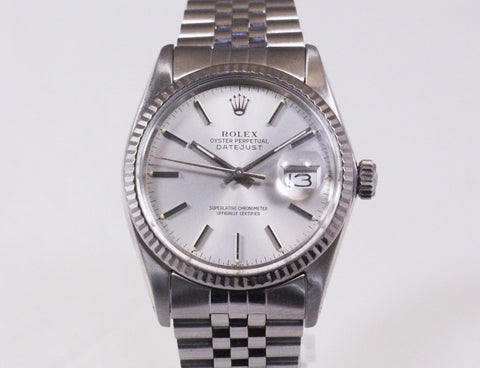 Rolex Oyster Perpetual DateJust 16014