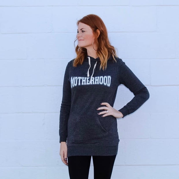 *NEW* Varsity Motherhood Sweatshirt Dress