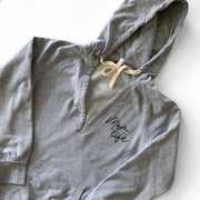 *NEW* Mom Life V Fleece Hoodie