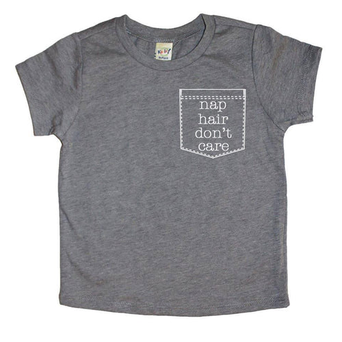 Nap Hair, Don't Care Tee