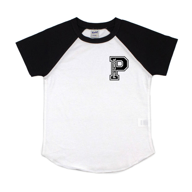 Collegiate Preschool Short Sleeve