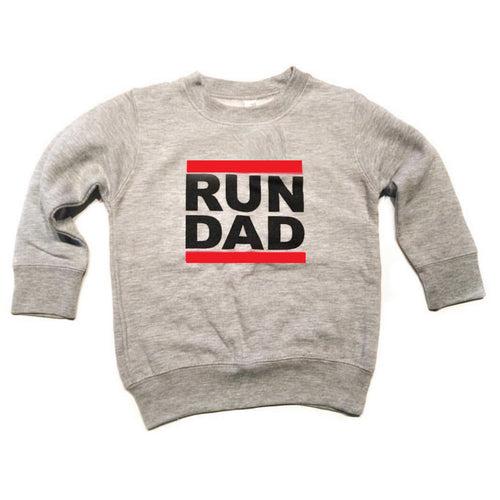 RUN DAD SWEATSHIRT