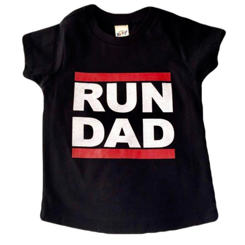 RUN DAD SHORT SLEEVE TEE