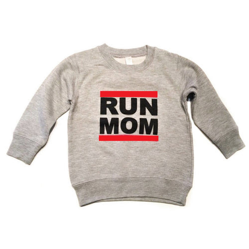 RUN MOM SWEATSHIRT