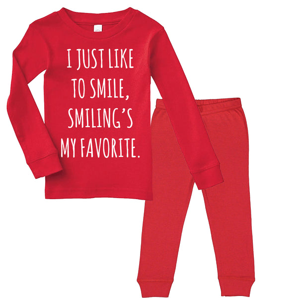 *NEW* Smiling's my favorite Pajamas