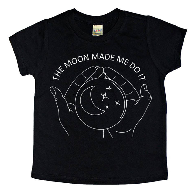 The Moon Made Me Do It - Kids