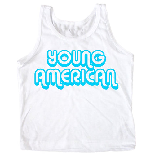 Young American Tank (Kids) - ALL SIZES