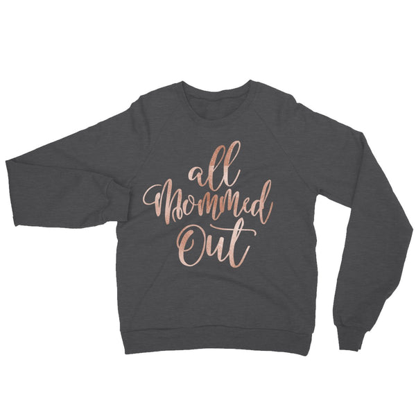 ALL MOMMED OUT Lightweight Pullover Rose Gold - MootsClothing, Funny, moots, kids fashion, cool kids clothes, mom life, motherhood, wine, baby clothes, children's clothes, childrens clothing, babies clothing, toddler clothing, you're my person, fashion, women's fashion, funny kids tee, mom, gift, toddler fashion, mother, parenthood, funny t shirts, funny shirts, funny shirt, coffee, humor, java, funny, caffeine, coffee jokes, coffee lover gifts, coffee t shirts, coffee shirts, kids shirts, toddler shirts, baby shirts, mom shirts, gifts for coffee lovers, gifts for wine lovers, wine shirts, coffee gifts, wine gifts, wine shirt, graphic tee,