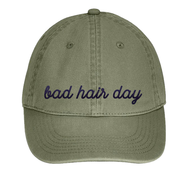 Bad Hair Day Hat - Sage