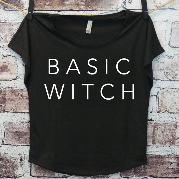 Basic Witch Tee - MootsClothing, Funny, moots, kids fashion, cool kids clothes, mom life, motherhood, wine, baby clothes, children's clothes, childrens clothing, babies clothing, toddler clothing, you're my person, fashion, women's fashion, funny kids tee, mom, gift, toddler fashion, mother, parenthood, funny t shirts, funny shirts, funny shirt, coffee, humor, java, funny, caffeine, coffee jokes, coffee lover gifts, coffee t shirts, coffee shirts, kids shirts, toddler shirts, baby shirts, mom shirts, gifts for coffee lovers, gifts for wine lovers, wine shirts, coffee gifts, wine gifts, wine shirt, graphic tee,