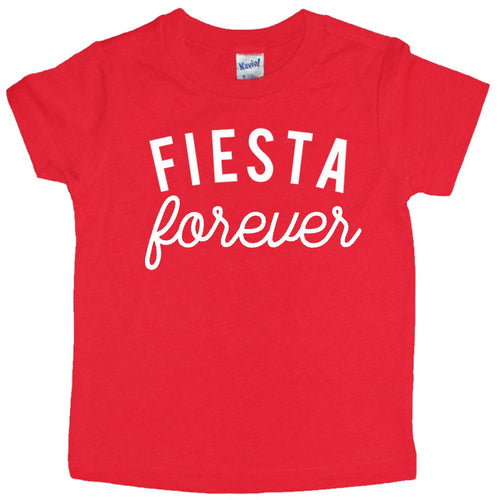FIESTA FOREVER - KIDS - MootsClothing, Funny, moots, kids fashion, cool kids clothes, mom life, motherhood, wine, baby clothes, children's clothes, childrens clothing, babies clothing, toddler clothing, you're my person, fashion, women's fashion, funny kids tee, mom, gift, toddler fashion, mother, parenthood, funny t shirts, funny shirts, funny shirt, coffee, humor, java, funny, caffeine, coffee jokes, coffee lover gifts, coffee t shirts, coffee shirts, kids shirts, toddler shirts, baby shirts, mom shirts, gifts for coffee lovers, gifts for wine lovers, wine shirts, coffee gifts, wine gifts, wine shirt, graphic tee,