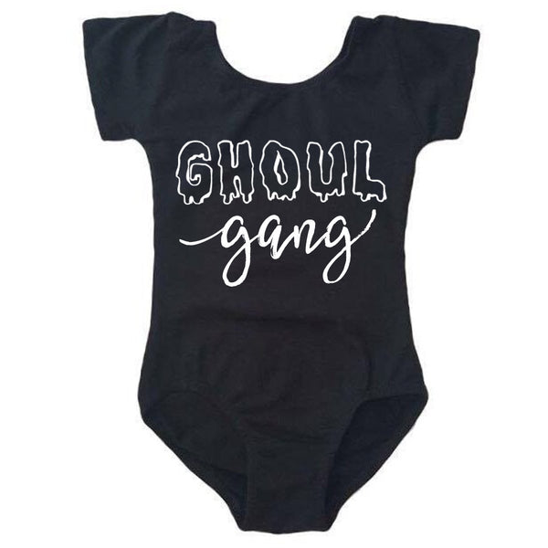 Ghoul Gang Leotard