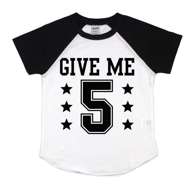 *NEW* Give me 5 Tee