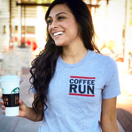 COFFEE RUN TEE