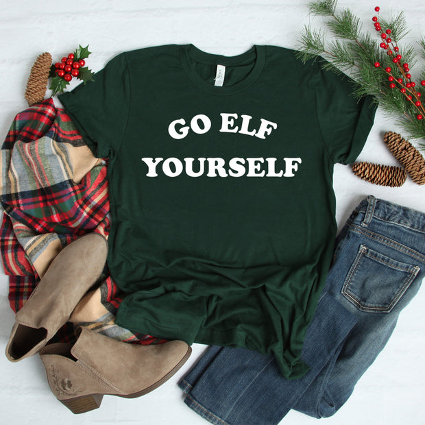 *NEW* Go Elf Yourself Tee