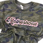 Motherhood TEE - Camo