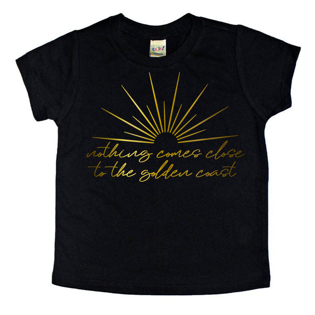 Nothing Comes Close to the Golden Coast Tee