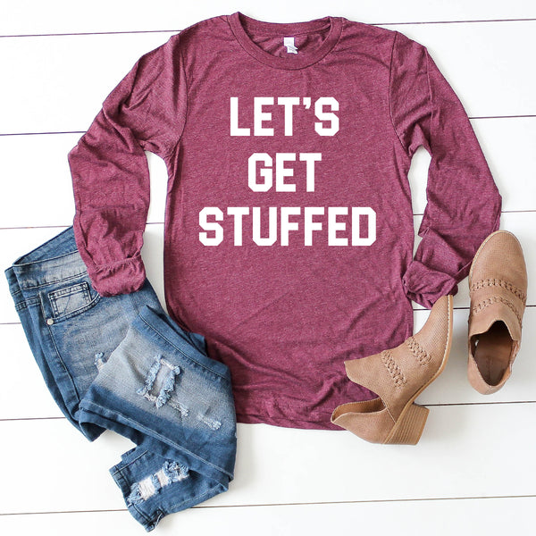 *NEW* Let's Get Stuffed