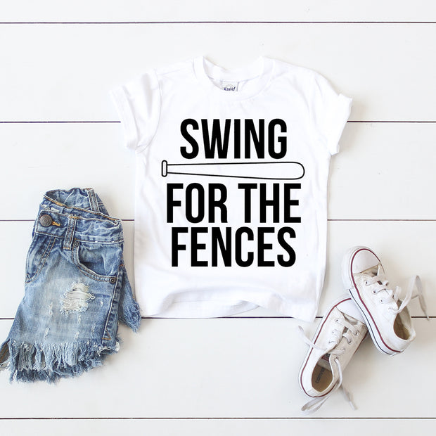 *NEW* Swing for the fences Tee