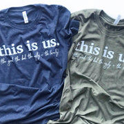 *RESTOCK* This is us Short Sleeve Tee