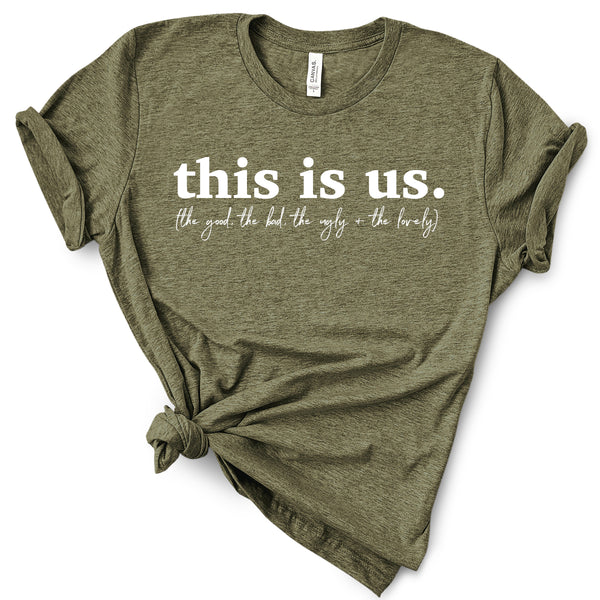 *NEW* This is us Short Sleeve Tee