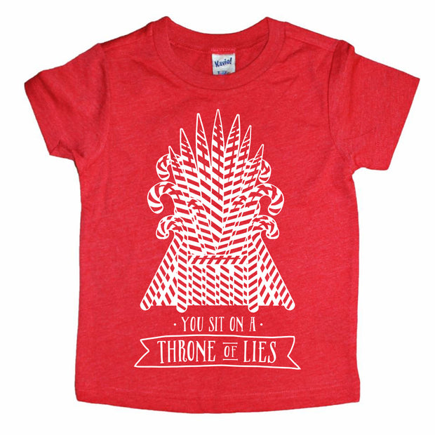 *NEW* Throne of Lies Tee